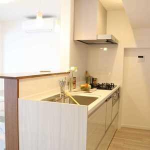 上野の森リリエンハイム(5階,4699万円)のキッチン