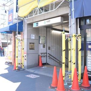 上野の森リリエンハイムの最寄りの駅周辺・街の様子