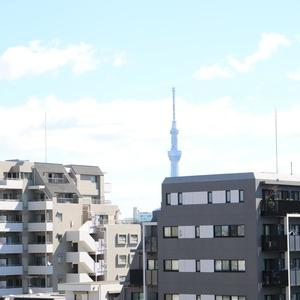 朝日根津マンション(7階,4599万円)のお部屋からの眺望