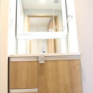 ブリス弥生(2階,)の化粧室・脱衣所・洗面室