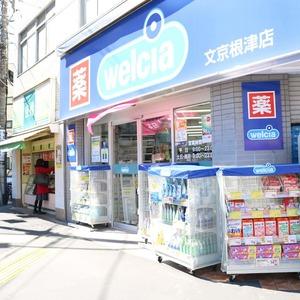 ブリス弥生の周辺の食品スーパー、コンビニなどのお買い物