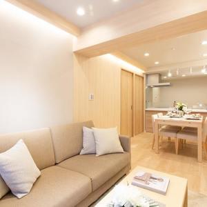 ライオンズマンション東長崎第2(3階,)の居間(リビング・ダイニング・キッチン)