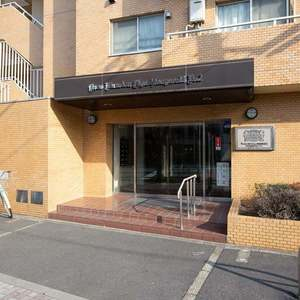 ライオンズマンション東長崎第2のマンションの入口・エントランス