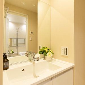 ライオンズマンション東長崎第2(3階,)の化粧室・脱衣所・洗面室