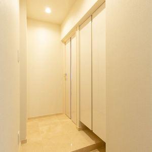 ライオンズマンション東長崎第2(3階,)のお部屋の廊下
