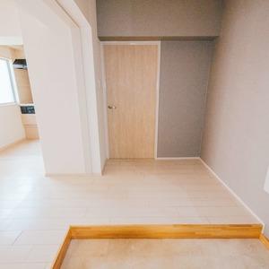 日商岩井恵比寿マンション(2階,5580万円)のお部屋の玄関