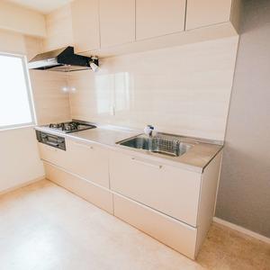 日商岩井恵比寿マンション(2階,5580万円)のキッチン