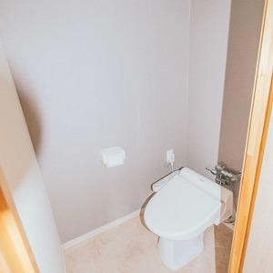日商岩井恵比寿マンション(2階,5580万円)のトイレ