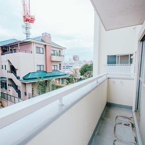 日商岩井恵比寿マンション(2階,5580万円)のお部屋からの眺望