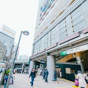 日商岩井恵比寿マンションの最寄りの駅周辺・街の様子