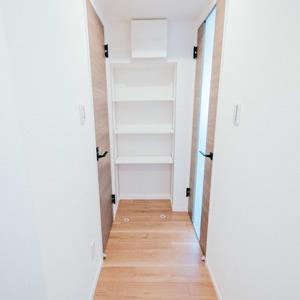 駒込タウンブリーズ(4階,)のお部屋の廊下