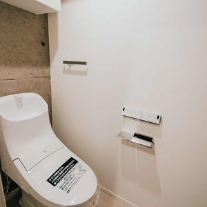 駒込タウンブリーズ(4階,)のトイレ