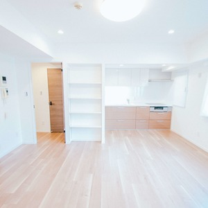 駒込タウンブリーズ(4階,)の居間(リビング・ダイニング・キッチン)