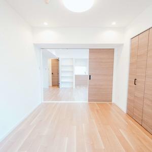 駒込タウンブリーズ(4階,)の洋室