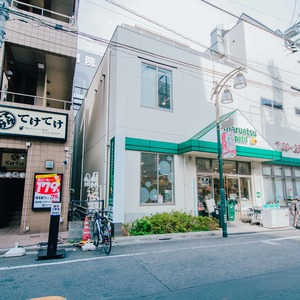 駒込タウンブリーズの周辺の食品スーパー、コンビニなどのお買い物