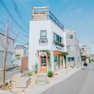 シティハウス駒込のカフェ