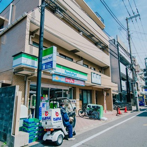 シティハウス駒込の周辺の食品スーパー、コンビニなどのお買い物