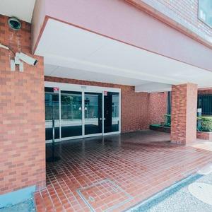 シティハウス駒込のマンションの入口・エントランス