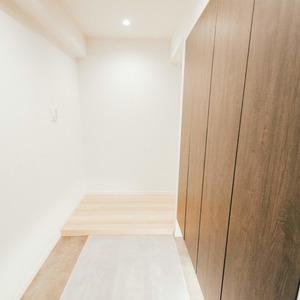 シティハウス駒込(3階,6680万円)のお部屋の玄関