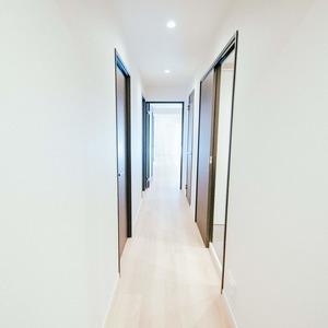シティハウス駒込(3階,6680万円)のお部屋の廊下