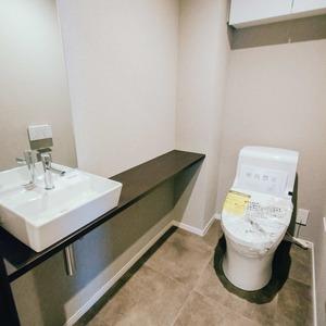 シティハウス駒込(3階,6680万円)のトイレ