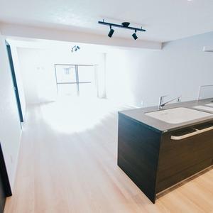 シティハウス駒込(3階,6680万円)の居間(リビング・ダイニング・キッチン)