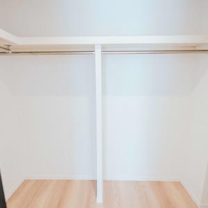 シティハウス駒込(3階,6680万円)のウォークインクローゼット
