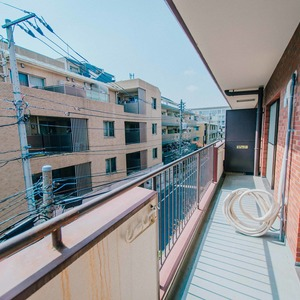 シティハウス駒込(3階,6680万円)のバルコニー