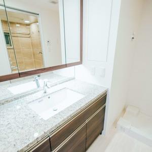 プラウド王子本町(7階,)の化粧室・脱衣所・洗面室