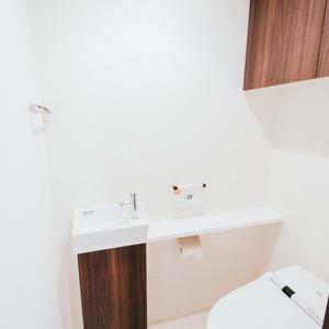 プラウド王子本町(7階,)のトイレ