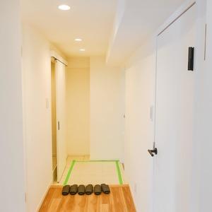 トーア南晴海マンション(3階,3590万円)のお部屋の廊下