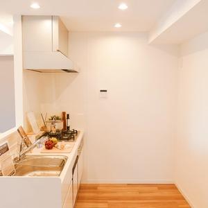 トーア南晴海マンション(3階,3590万円)のキッチン