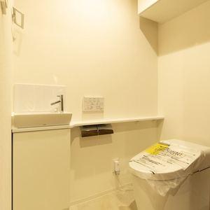 グランヌーブ中野(2階,6480万円)のトイレ