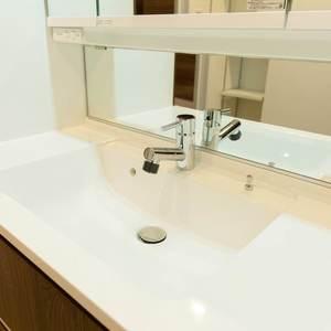 グランヌーブ中野(2階,6480万円)の化粧室・脱衣所・洗面室