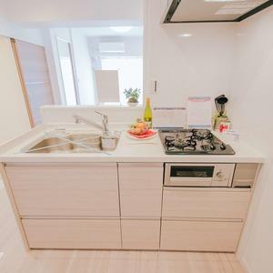 ハイマート入谷(6階,)のキッチン
