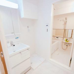 ハイマート入谷(6階,)の化粧室・脱衣所・洗面室