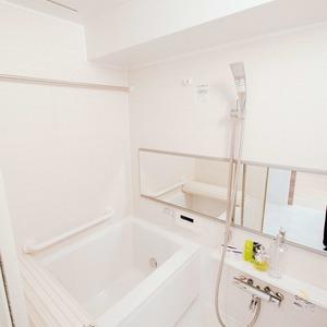 ハイマート入谷(6階,)の浴室・お風呂