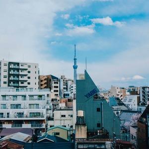 ハイマート入谷(6階,)のお部屋からの眺望