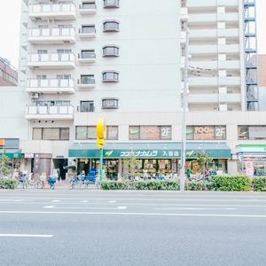 ハイマート入谷の最寄りの駅周辺・街の様子