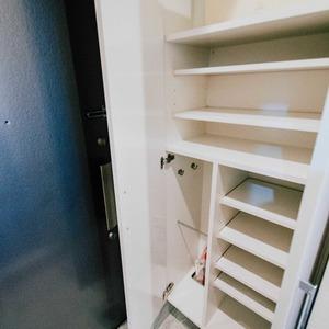メインステージ上野(6階,)のシューズインクローゼット