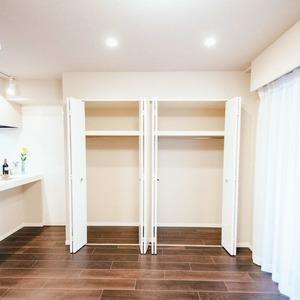 メインステージ上野(6階,)の居間(リビング・ダイニング・キッチン)