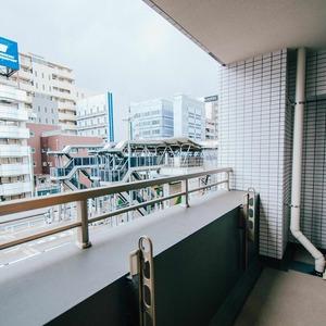 メインステージ上野(6階,)のバルコニー