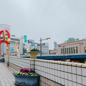 メインステージ上野の最寄りの駅周辺・街の様子