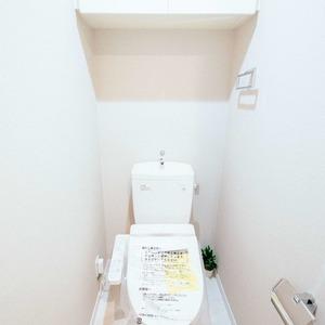 メインステージ上野(6階,)のトイレ