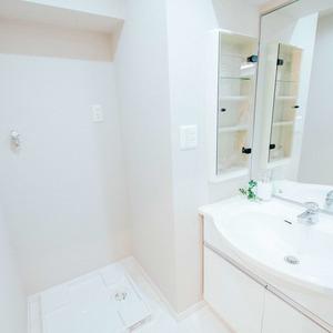 メインステージ上野(6階,)の化粧室・脱衣所・洗面室