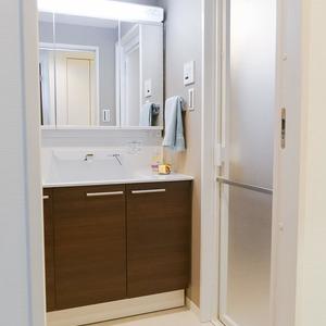 ライオンズシティ東陽町親水公園(13階,)の化粧室・脱衣所・洗面室