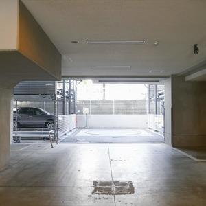ライオンズシティ東陽町親水公園の駐車場