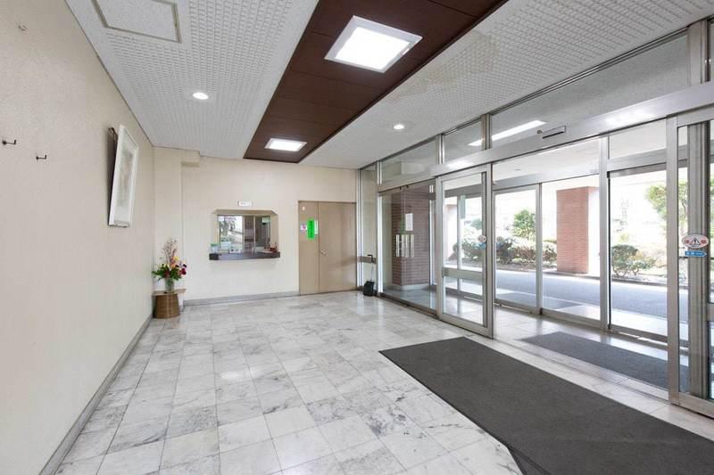 豊島ハイツのマンションの入口・エントランス1枚目