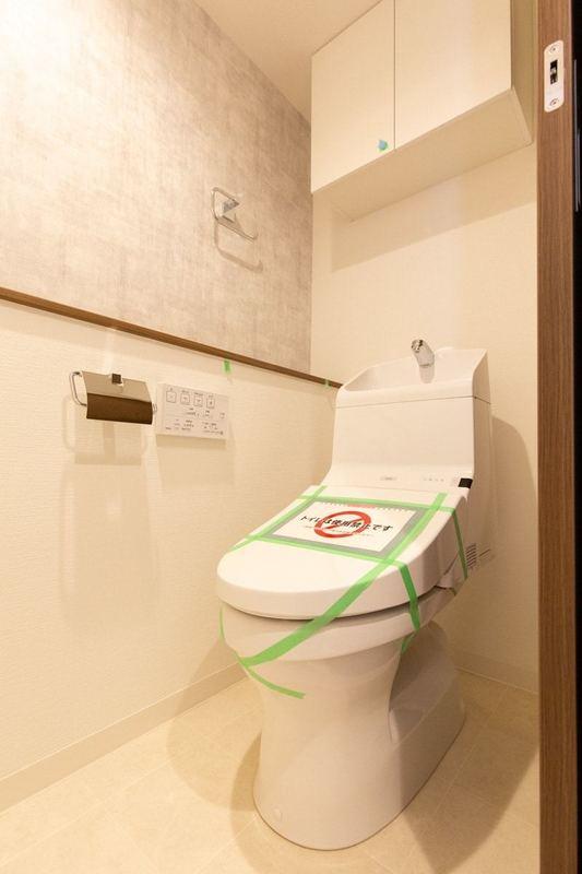 豊島ハイツのトイレ1枚目