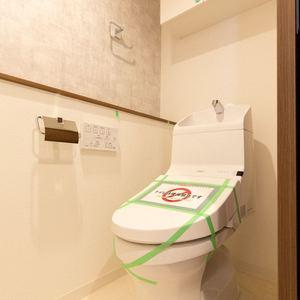 豊島ハイツ(6階,4099万円)のトイレ